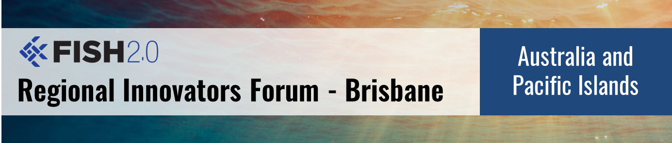 REGIONAL FORUM - BRISBANE - APRIL 2-3, 2019