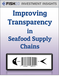 Improving Transparency in Seafood Supply Chains